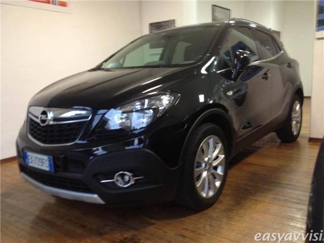 sold opel mokka 1 7 cdti 4x4 cosmo used cars for sale autouncle. Black Bedroom Furniture Sets. Home Design Ideas