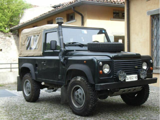 Sold Land Rover Defender Soft Top Used Cars For Sale