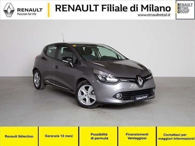 venduto renault clio 1 2 zen live 75c auto usate in vendita. Black Bedroom Furniture Sets. Home Design Ideas