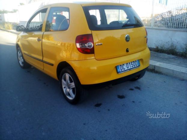 sold vw fox 1 4 tdi easy used cars for sale autouncle. Black Bedroom Furniture Sets. Home Design Ideas