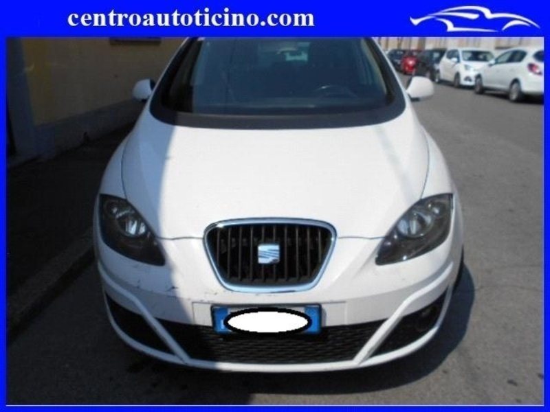 Usato Altea1 6 Tdi 105 Cv Cr Dpf Dsg Style Bologna Seat