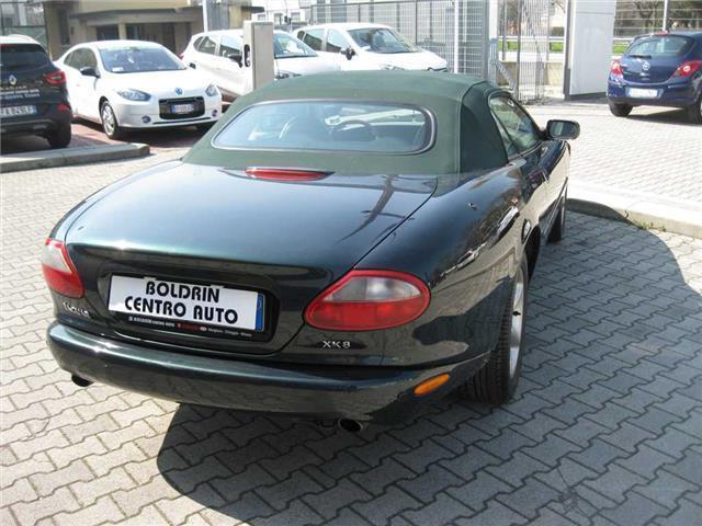 Sold Jaguar XK8 XK8 /XKR (X100)4.0. - used cars for sale