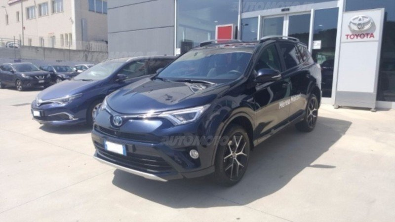 toyota rav4 hybrid usata 51 toyota rav4 hybrid in vendita. Black Bedroom Furniture Sets. Home Design Ideas