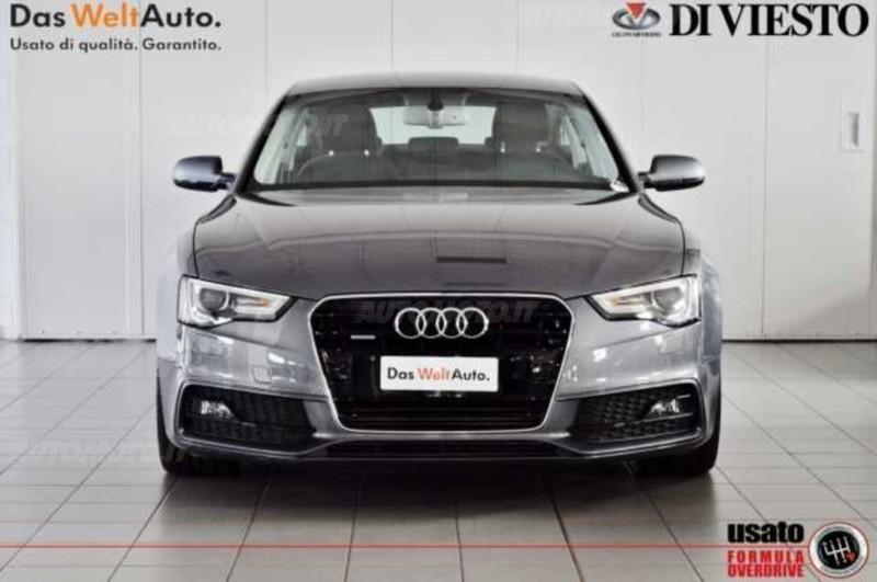 Audi a5 sportback usata 2014 1