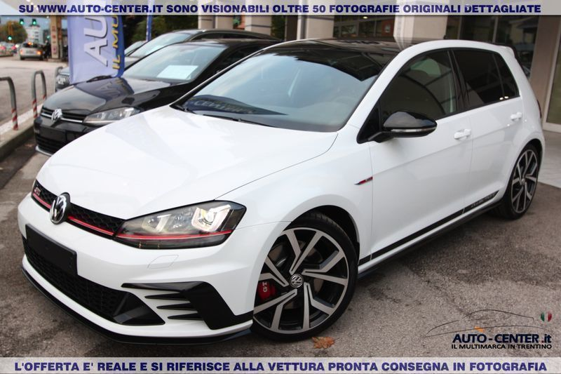 sold vw golf vii gti clubsport 2 0 used cars for sale autouncle. Black Bedroom Furniture Sets. Home Design Ideas