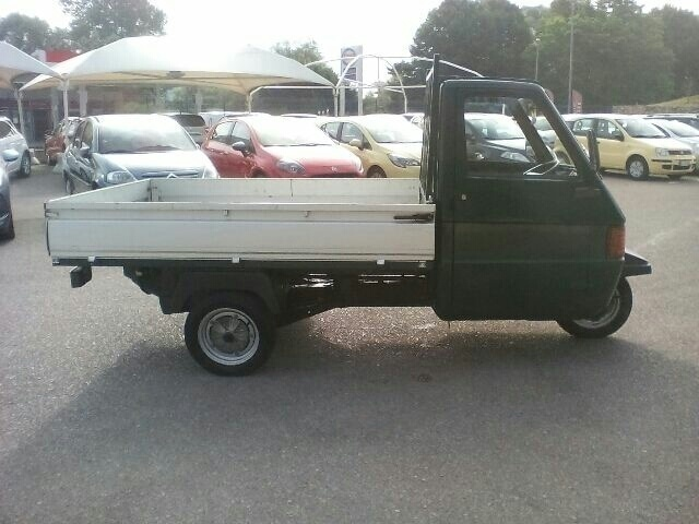 sold piaggio ape tm diesel used cars for sale autouncle. Black Bedroom Furniture Sets. Home Design Ideas