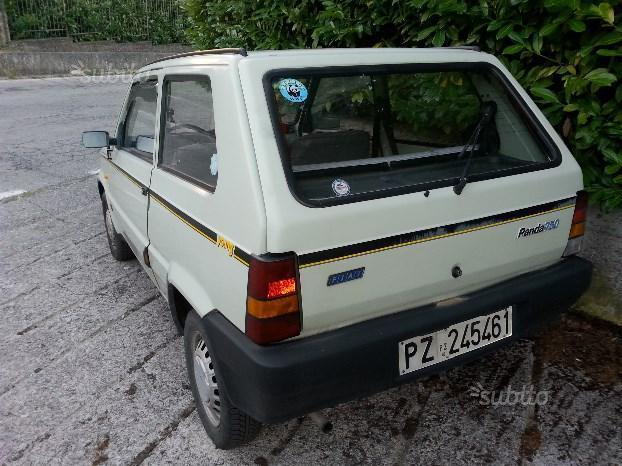 sold fiat panda 750 young used cars for sale autouncle. Black Bedroom Furniture Sets. Home Design Ideas