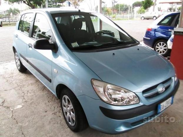 usato 1 5 crdi vgt 16v 5p active hyundai getz 2006 km in roma rm. Black Bedroom Furniture Sets. Home Design Ideas