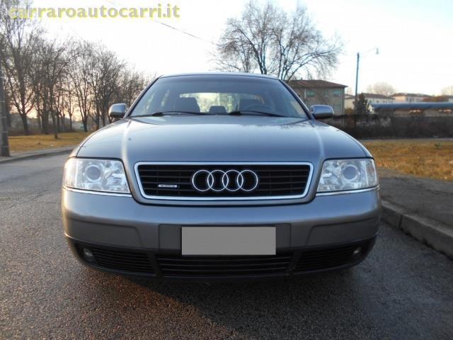 usata Audi A6 2.4 V6 cat Ambition