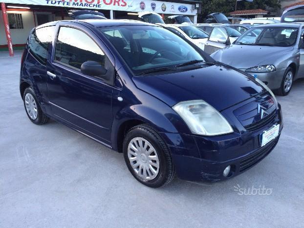 Sold citro n c2 1 4 diesel del 2004 used cars for sale for Prezzo del pacchetto di 2 box auto