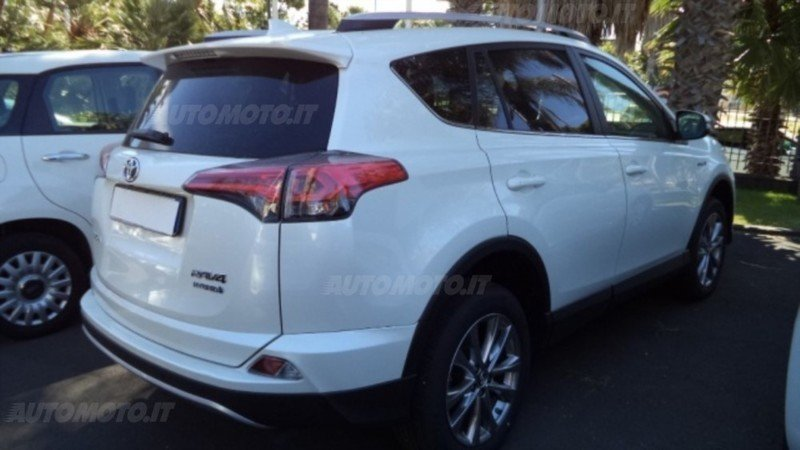 sold toyota rav4 hybrid 2wd lounge used cars for sale. Black Bedroom Furniture Sets. Home Design Ideas