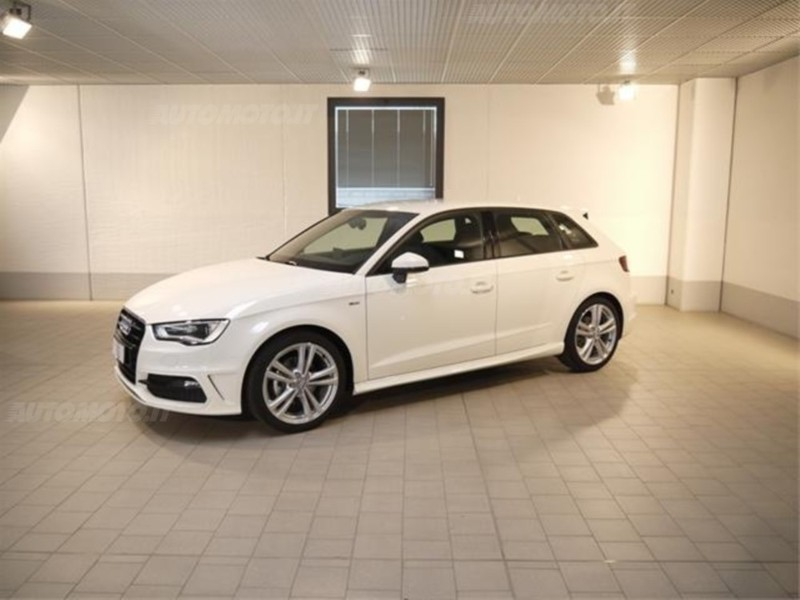 sold audi a3 sportback 2.0 tdi 150. - used cars for sale - autouncle