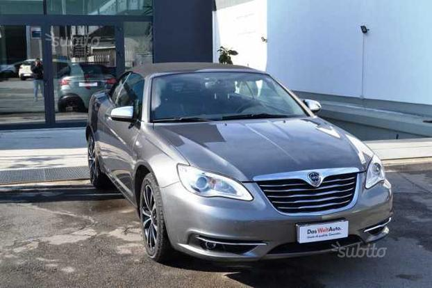 Sold Lancia Flavia 24 Del 2013 Us Used Cars For Sale Autouncle
