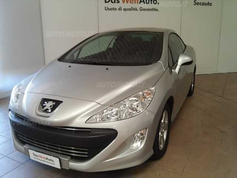 sold peugeot 308 cc cabrio 2 0 hdi used cars for sale. Black Bedroom Furniture Sets. Home Design Ideas