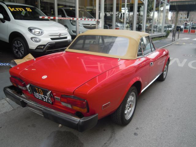sold fiat 124 spider america stupe used cars for sale autouncle. Black Bedroom Furniture Sets. Home Design Ideas