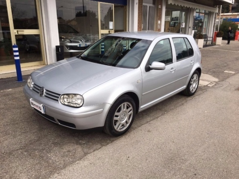 sold vw golf iv 1 9 tdi 110 cv cat used cars for sale. Black Bedroom Furniture Sets. Home Design Ideas