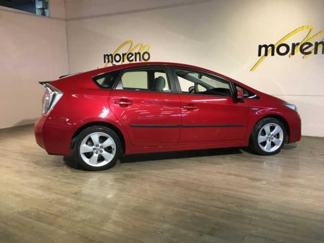 sold toyota prius 1 8 hsd lounge a used cars for sale autouncle. Black Bedroom Furniture Sets. Home Design Ideas