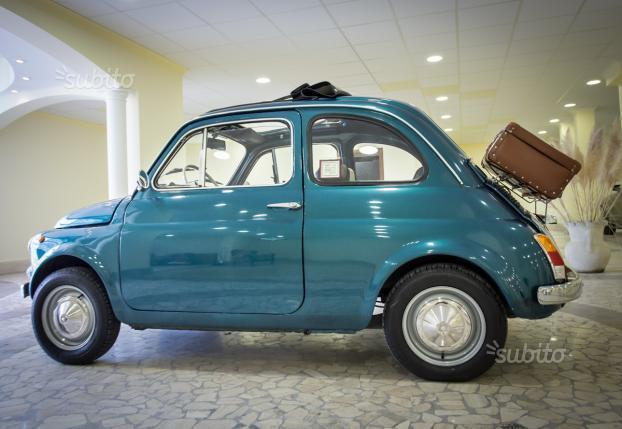 sold fiat 500 - anni 60 - used cars for sale - autouncle