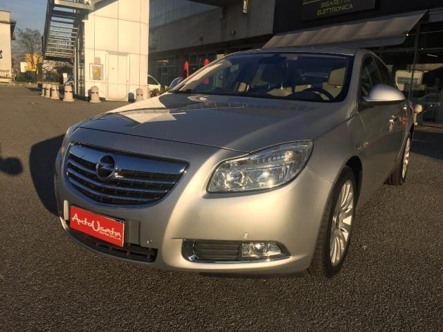 usata Opel Insignia 2.0 CDti Berlina 4 Porte Cosmo Automatica 160CV