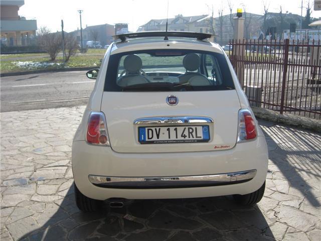 Venduto Fiat 500 1 2 Lounge Tetto Pan Auto Usate In Vendita