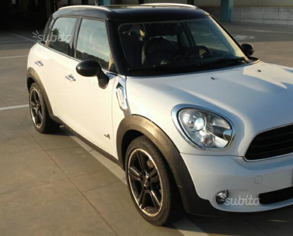 sold mini countryman r60 used cars for sale. Black Bedroom Furniture Sets. Home Design Ideas