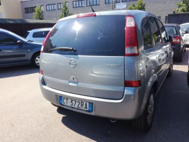 sold opel meriva 1 7 cdti 101cv co used cars for sale. Black Bedroom Furniture Sets. Home Design Ideas