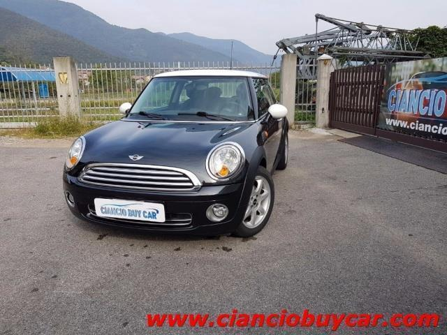 sold mini cooper 3 porte 1 6 16vau used cars for sale autouncle. Black Bedroom Furniture Sets. Home Design Ideas