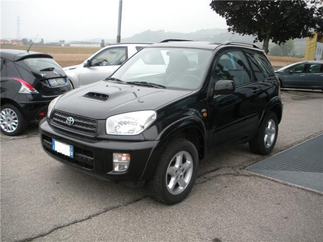 sold toyota rav4 2 0 tdi d 4d cat used cars for sale. Black Bedroom Furniture Sets. Home Design Ideas