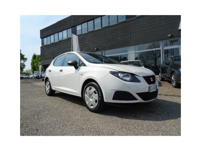 sold seat ibiza 1 2 5 porte refere used cars for sale autouncle. Black Bedroom Furniture Sets. Home Design Ideas