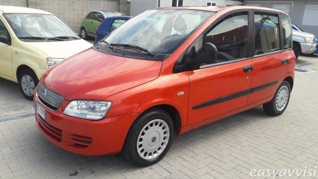 sold fiat multipla usata diesel to used cars for sale autouncle. Black Bedroom Furniture Sets. Home Design Ideas