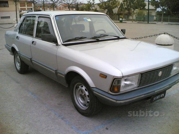 Sold Fiat Argenta 1983 Used Cars For Sale Autouncle
