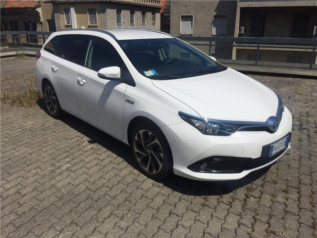 sold toyota auris touring sport 1.. - used cars for sale - autouncle