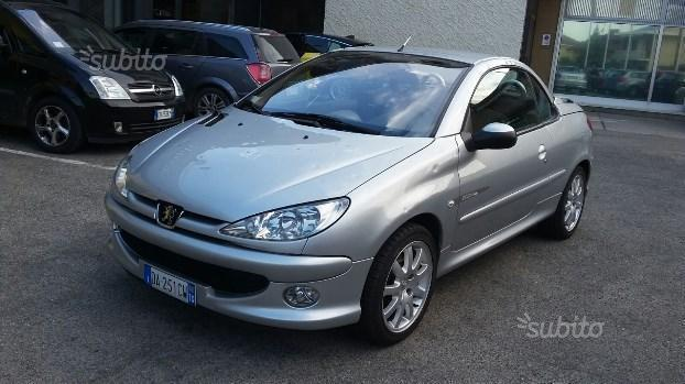 sold peugeot 206 cc 1 6 hdi fap cc used cars for sale autouncle. Black Bedroom Furniture Sets. Home Design Ideas