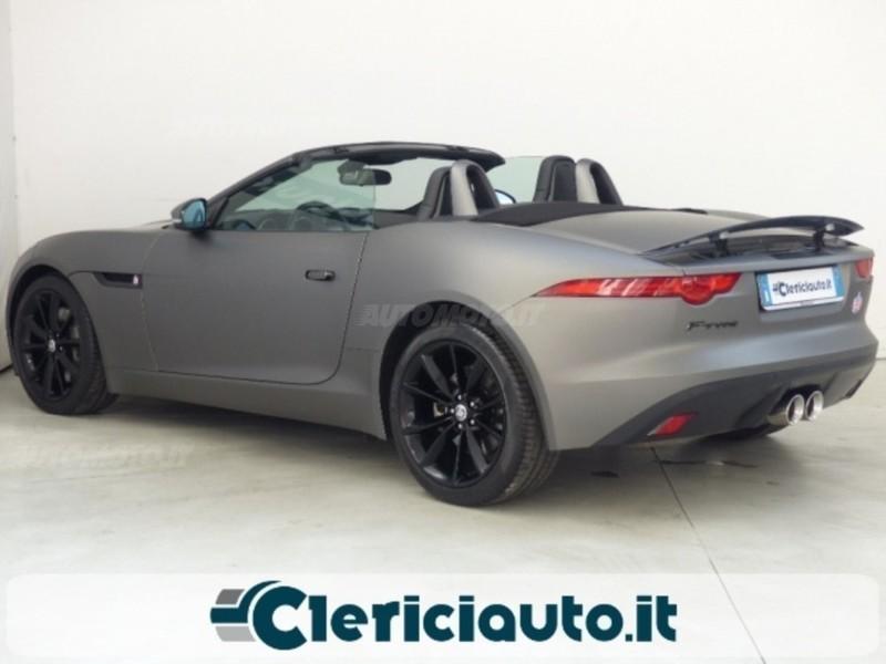 f type compra jaguar f type usate 204 auto in vendita. Black Bedroom Furniture Sets. Home Design Ideas