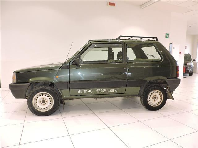 Sold fiat panda 4x4 1000 sisley used cars for sale for Fiat panda 4x4 sisley usata