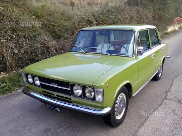 sold fiat 124 special t anni 70 used cars for sale autouncle. Black Bedroom Furniture Sets. Home Design Ideas