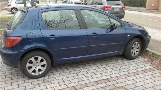 sold peugeot 307 1 6 16v hdi 90 used cars for sale autouncle. Black Bedroom Furniture Sets. Home Design Ideas