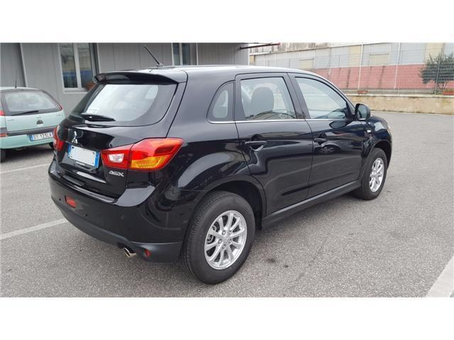 sold mitsubishi asx 1 8 di d 116 c used cars for sale autouncle. Black Bedroom Furniture Sets. Home Design Ideas