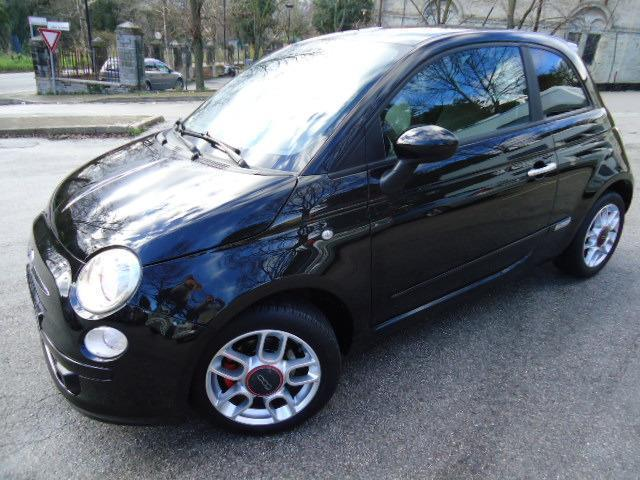 sold fiat 500 500sport 16v 1400 used cars for sale autouncle. Black Bedroom Furniture Sets. Home Design Ideas