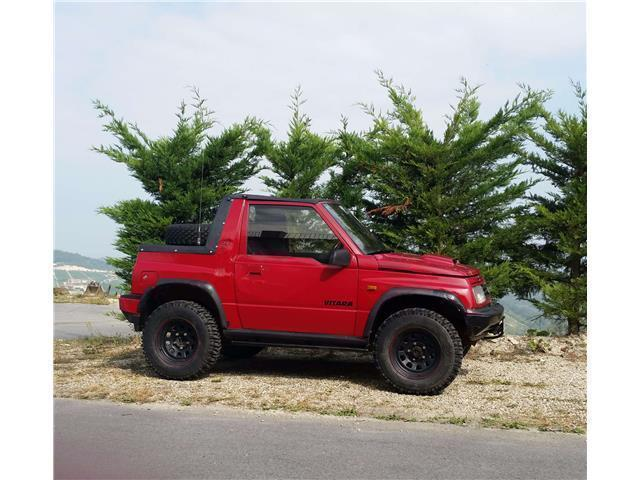 Usata Suzuki Vitara Cabrio Pickup ASI Offroad