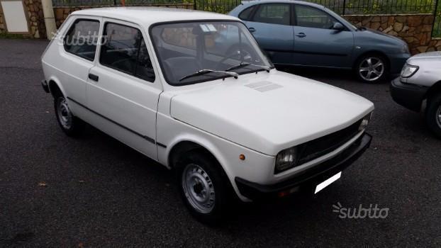 Sold fiat 127 italia auto d 39 epoca used cars for sale - Porte finestre usate subito ...