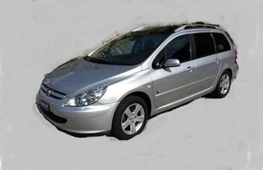 sold peugeot 307 2 0 hdi fap st used cars for sale autouncle. Black Bedroom Furniture Sets. Home Design Ideas