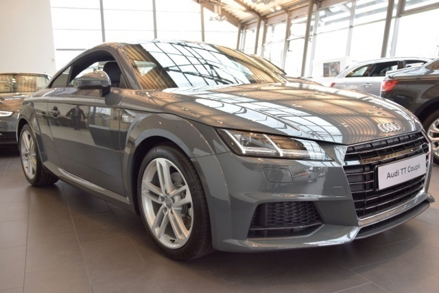 sold audi tt km 0 del 2017 ad assa. - used cars for sale - autouncle