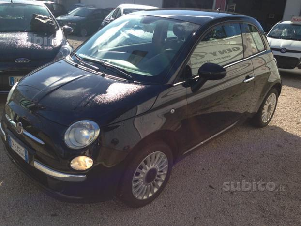 sold fiat 500 lounge gpl used cars for sale autouncle. Black Bedroom Furniture Sets. Home Design Ideas