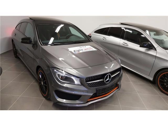 sold mercedes cla220 cdi s b oran used cars for sale autouncle. Black Bedroom Furniture Sets. Home Design Ideas