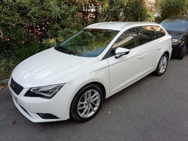 sold seat leon st 1.4 tgi style - used cars for sale