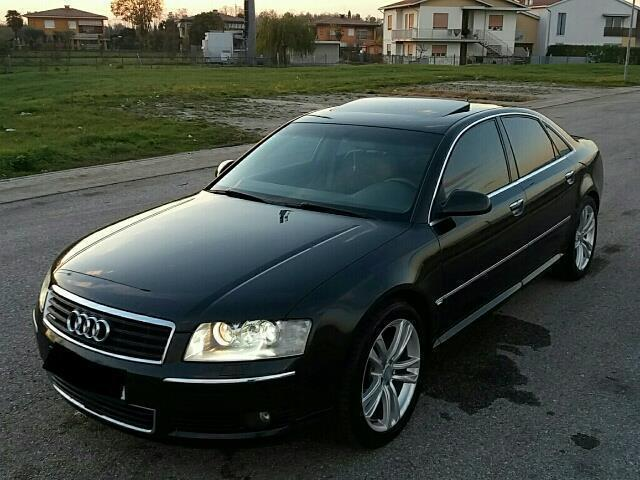 Audi a8 usata in vendita