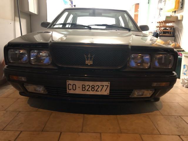 Maserati Biturbo 2.0 Benzina 241 CV (1991) a Crema • Valutate da AutoUncle