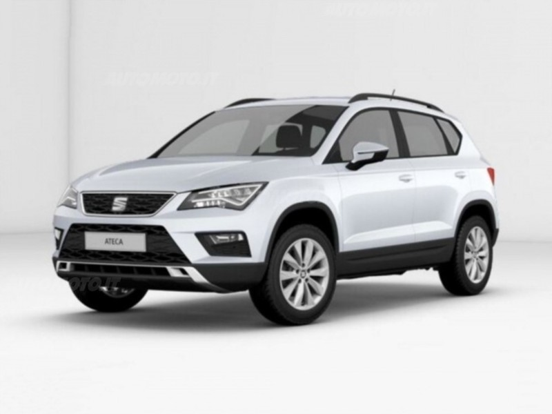 sold seat ateca 1 6 tdi business 1 used cars for sale. Black Bedroom Furniture Sets. Home Design Ideas