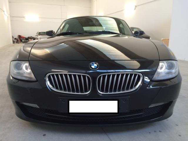 Sold Bmw Z4 Coupe 3 0 Si 265 Cv Na Used Cars For Sale